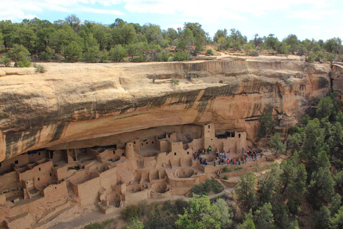 Mesa Verde Colorado The Foxworthy Traveling Show